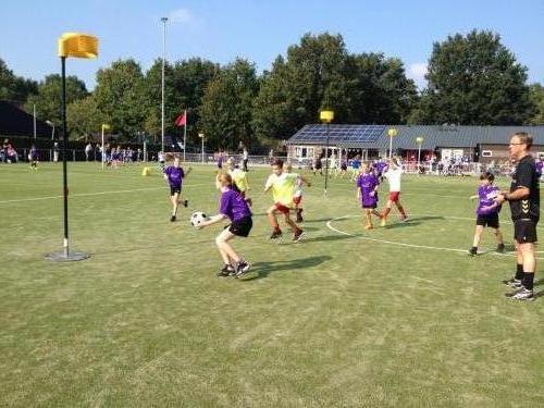 Groep 7, Sport, september 2017 (1)