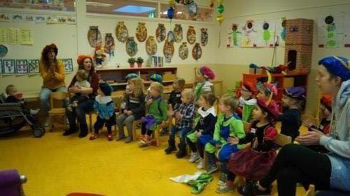 Kinderen BSO en Groep 1A (1)