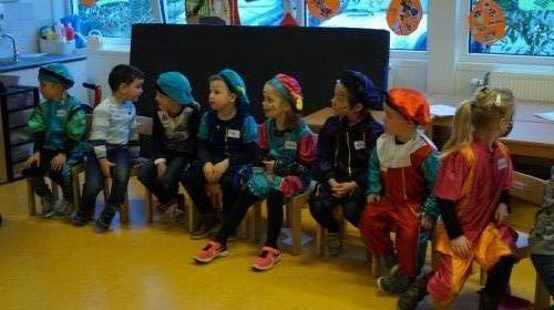 Kinderen groep 1B (2)