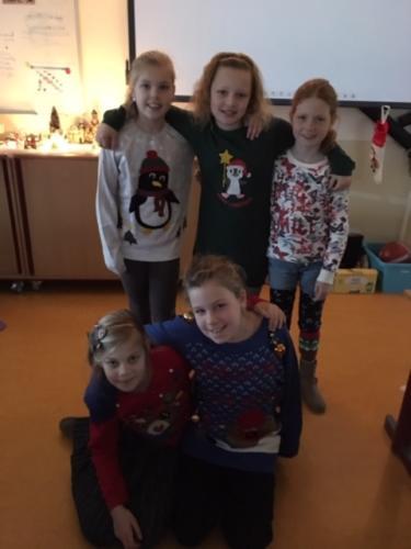 Groep 6, Foute kersttruidag, 14 december 2018 (1)