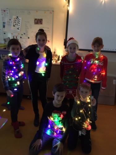 Groep 6, Foute kersttruidag, 14 december 2018 (3)