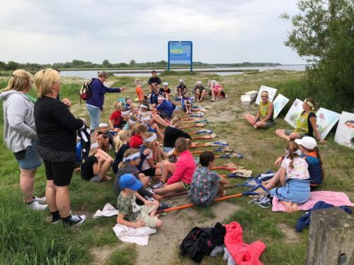 Groep 6, Schoolreisje Natuurschool Lauwersoog, 25 mei 2018 (5)